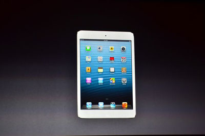 iPad mini will double 7-inch tablet