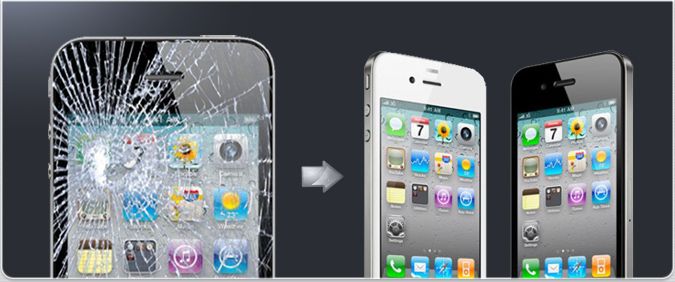 apple iphone 4 Screen Replacement